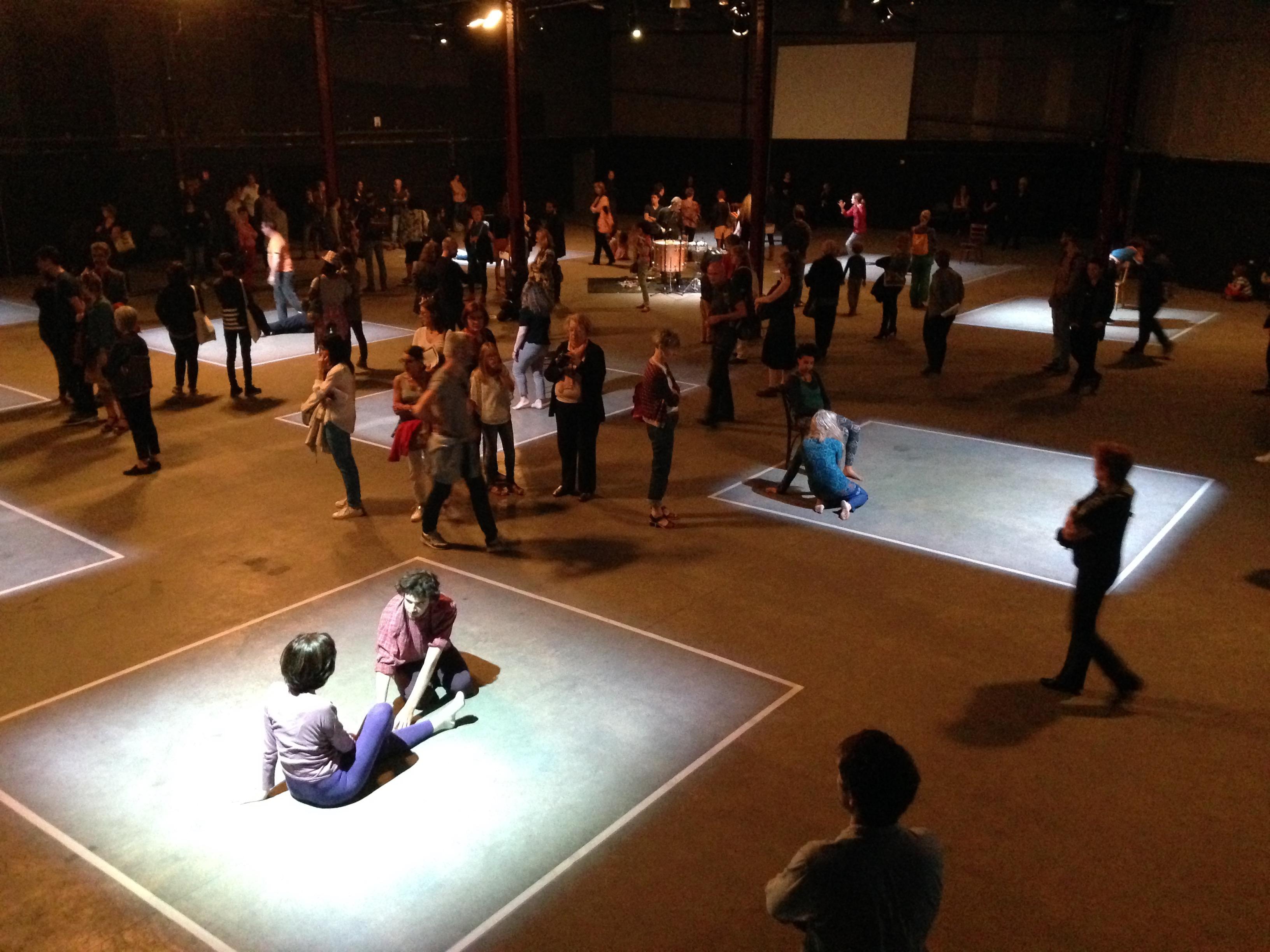 ... _ Festival Rencontres Internationales de Seine Saint Denis, Montreuil