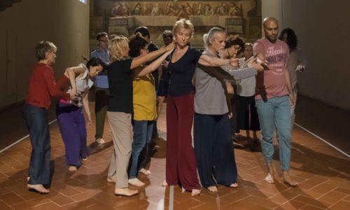 Grande adagio popolare / Virgilio Sieni / Accademia sull'arte del gesto