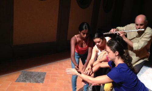 Eden / Claudia Caldarano / Virgilio Sieni / Accademia sull'arte del gesto