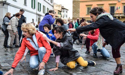 Cammino popolare / Virgilio Sieni / Accademia sull'arte del gesto