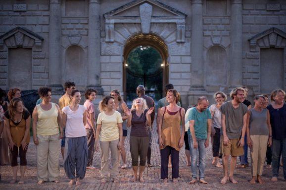 ACCADEMIA SULL'ARTE DEL GESTO | FIRENZE | PROVE APERTE
