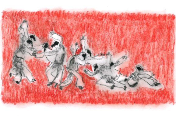 FIRENZE | TEATRO DEL MAGGIO MUSICALE FIORENTINO | FIRENZE BALLO 1944_GRANDE ADAGIO POPOLARE | 5 MAGGIO