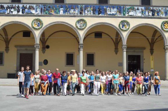 ROMA | Accademia sull&#8217;arte del gesto <br> CAMMINO POPOLARE | 1 gennaio 2019