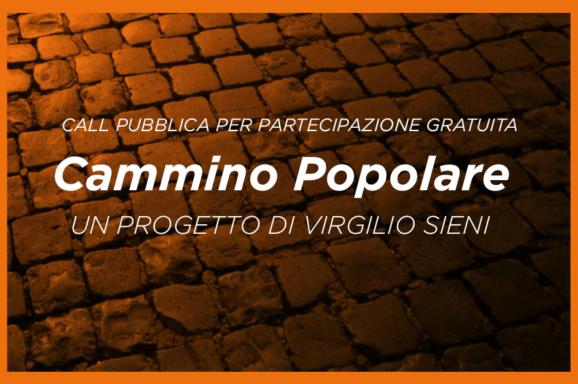 ROMA | VUOI PARTECIPARE? <br> CAMMINO POPOLARE