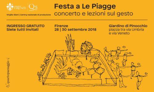 FIRENZE | FESTA A LE PIAGGE