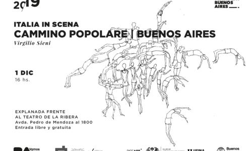 BUENOS AIRES | CAMMINO POPOLARE