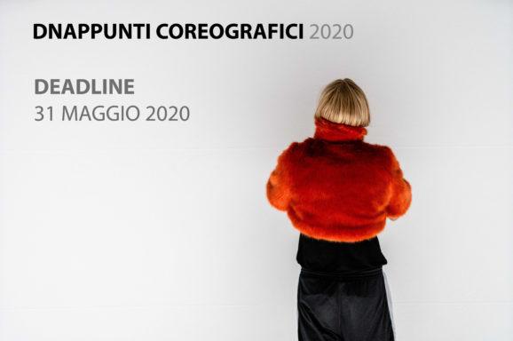 CALL | DNAPPUNTI COREOGRAFICI 2020