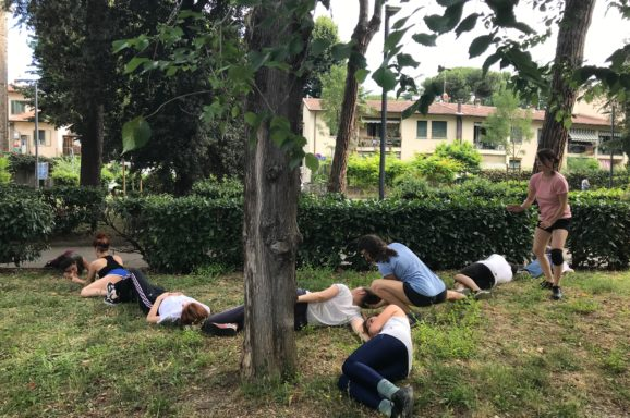 FIRENZE | SCUOLA CULTURALE DI VICINATO | CALL DANZATORI, ATTORI E PERFORMER