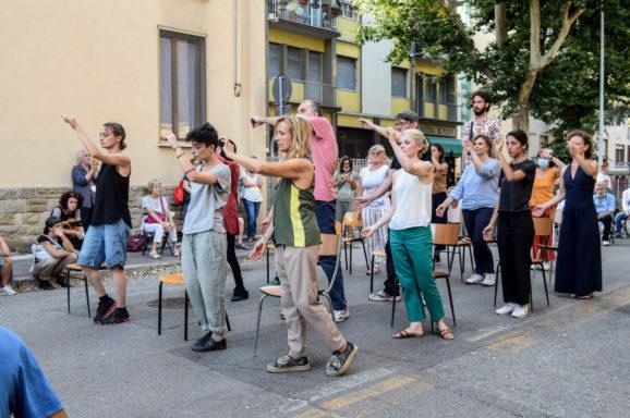 ROMA | PARCO ARCHEOLOGICO DEL COLOSSEO | GIUSTIZIA | BALLO 308 | 27 SET > 4 OTT