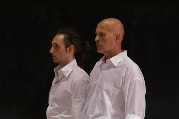 <b>VIRGILIO SIENI / GIUSEPPE COMUNIELLO</br>DANZA CIECA </b>